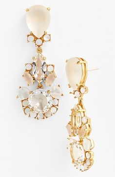 kate spade new york 'grande bouquet' drop earrings | Nordstrom