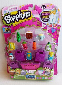 Kick-start your Series 2 Shopkins collection with the 12 Pack. Shop away with the Shopkins 12 Pack! Birthday Gifts For Boys, Birthday Presents, Shopkins Season 2, Play Grocery Store, Cookie Swirl C, Barbie Camper, Shopkins And Shoppies, Lip Gloss Homemade, Barbie Kids