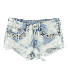 studs on acid or cloud wash - for Juniors