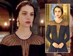 Doces Expressões: Inspire-se nos looks da Mary Stuart