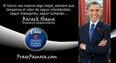 Frases de Barack Obama - Frases del Futuro - Frase Famosa