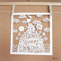 Home-Sweet-Home-Paper-Cut-Dinara-Mirtalipova