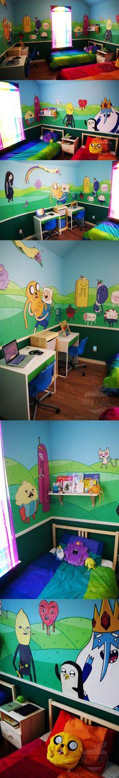 Adorei esse quarto .