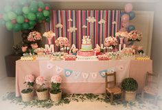 Studio Decor Eventos: Festa Peppa Pig!!