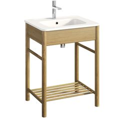 Mode South Bank natural wood furniture package with towel ladder Wood Ladder Shelf, Wooden Shelves, Wooden Towel Rail, Natural Wood Furniture, Furniture Packages, Circular Mirror, Shower Units, Basin Mixer Taps, Buying A New Home