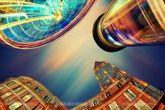The city of colors by David Keochkerian, via 500px