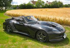 1999 Marcos Mantis Spyder - Supercharged Automotive Design, Supercars, Luxury Cars, Trains, Wheels, British, Passion, Contemporary, Retro