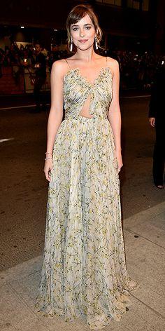 Toronto Film Festival 2015: Dakota Johnson in Alexander McQueen