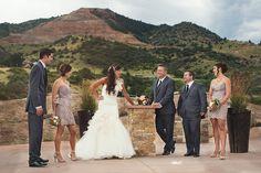 Wedding Party Meghan & Gary | Wedding | Morrison, CO.