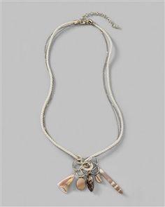 Kacia Charm Necklace