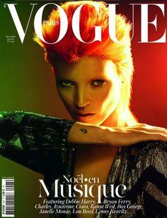 Vogue Paris - décembre 2011 - Kate Moss http://www.vogue.fr/mode/news-mode/articles/kate-moss-en-couverture-du-vogue-de-noel/11989