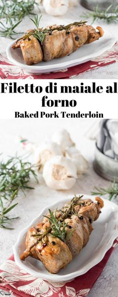 Italian Soup, Italian Dishes, Italian Recipes, Pasta Types, Types Of Sandwiches, Pork Fillet, Chicken Parmigiana, Italy Food, Baked Pork