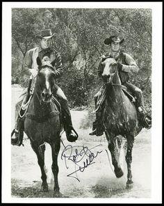 Image result for robert fuller mounting horse on Laramie
