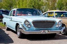 1961 Chrysler Newport 3rd Gen 5.9L V8 OHV 265bhp Engine (S.Olsen)