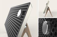 B&O Speaker Design on Behance