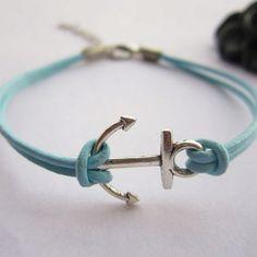 Anchor Bracelet!:)