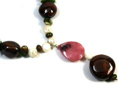 PENDANT BRACELET EARRINGS BEAD JEWELLERY SET 1220 CTS EM 599  NATURAL BEADS  NECKLACE FROM GEMROCKAUCTIONS.COM