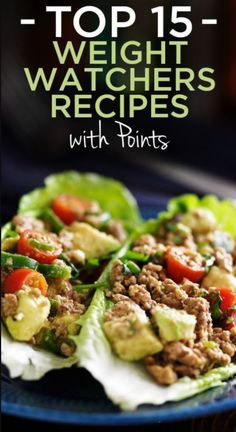 What's for dinner? The answer is a no-brainer with our list of healthy recipes for Weight Watchers. Dig into these 15 Weight Watchers chick...