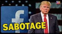 ALERT: Facebook is SABOTAGING Trump and Conservatives - New Report CONFIRMS It! - YouTube