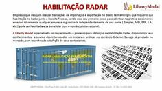 Habilitação Radar Siscomex