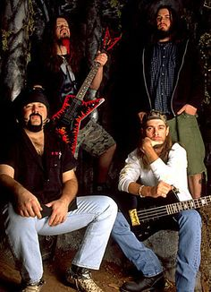 Pantera...lucky to see them on their last tour.