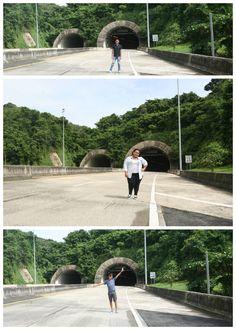 Vicente Morales Lebron tunnel
