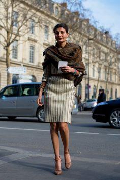Giovanna Battaglia - refined sophistication