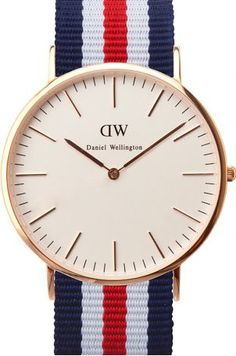 Daniel Wellington loves vintage