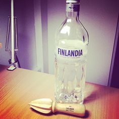 Living in Finland, this is the Best way To get ready for tomorrow! #Finlandia #VodkaOfFinland #Vodka #NewYearsEve #Suomi #Helsinki #Suomalainen #Finnish #Tampere #Top #Shot #College #Aalto #Otaniemi (presso Jämeräntaival 5 C 371-373)