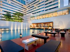 Located at the heart of Asia is the Metropolitan Bangkok hotel that offers guests luxurious accommodation, mouth watering cuisine  exotic spa therapy.