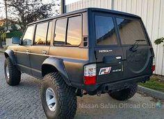 Like the tail lights Off Road Wagon, 4x4, Patrol Gr, Nissan Patrol, Mitsubishi Pajero, Jeep Grand Cherokee, Cars And Motorcycles, Offroad, Safari
