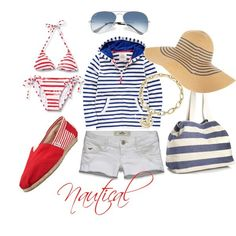 #nautical #sailor #fashion #summer