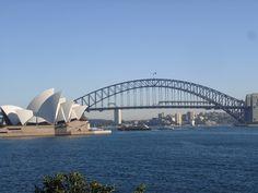 Sydney, Australia. Bucket!