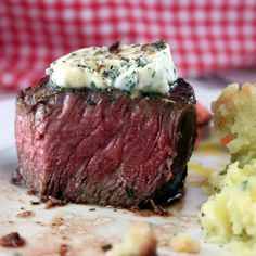 Restaurant Style Filet Mignon @keyingredient