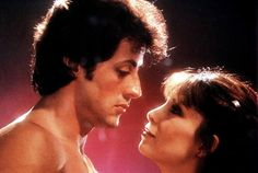 rocky balboa and adrian pennino... best couple EVER! true love story
