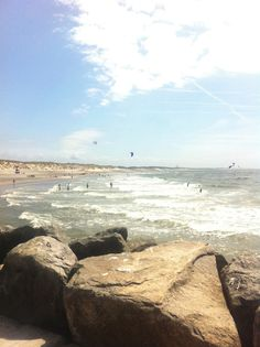 Hvide Sande beach