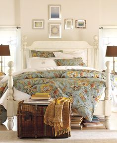 Like the color scheme and laid back nature for the master bedroom