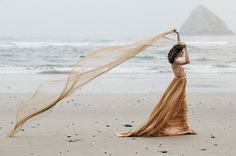 Copper Wedding Gown | photography by http://mksadlerwed.com