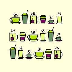Buenos días! Más café por favor! . Mooorning! More coffee! . #coffee #expresso #cappuccino #coffee #coffeetime #coffeelover #coffeaddict #icon #vector #vectorart #pictogram #pictograph #graphicdesign #graphicdesigncentral #designlogo #ilustree #logoplace #logoinspirations #designspiration #pirategraphic #TypeTopiaLogoLove #VisForVector #iconaday #logomk