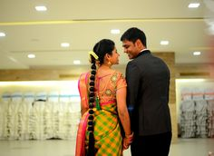 A couple who fought for their love,  Read their story and more at shopzters.com  http://www.shopzters.com/the-wedding-story-of-two-people-who-weathered-the-storm-and-got-married-ultimately/