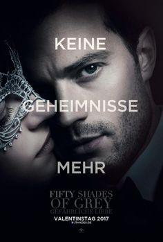 Die zweite Verfilmung des weltweiten Bestsellers und Phänomens FIFTY SHADES OF GREY – GEFÄHRLICHE LIEBE ist gestartet. Rezension & Gewinnspiel
