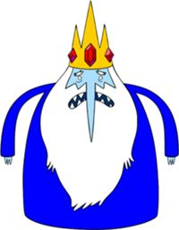 I have a headcanon of one of my own writing projects now and it's not even done. Jamie was rejected by his peers, ran away to the world of Adventure Time, grew old, and became the ice king. Adventure Time Anime, Ice King Adventure Time, Adventure Time Birthday, Watch Adventure Time, Adventure Time Characters, Disney Characters, Cartoon Network Viejo, Adventure Time Personajes, Top Villains