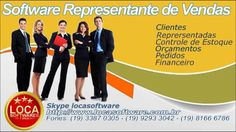 Software para representante comercial