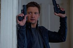 Jeremy Renner in The Bourne Legacy... fantastic movie