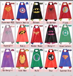 Superhero Cape Mask) For Kids Birthday Party Favors And Ideas Superman Party Favors For Kids Birthday, Superhero Birthday Party, 1st Birthday Parties, Superhero Party Favors, Batman Party, Ball Birthday, Birthday Ideas, Avenger Party, Super Hero Outfits