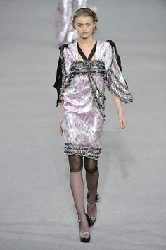 Chanel - Spring 2009 Ready-to-Wear Collection