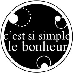 étiquette Silhouette Images, Silhouette Portrait, Silhouette Cameo, French Quotes, Les Sentiments, Positive Mind, Jar Gifts, Print And Cut, Happy Thoughts