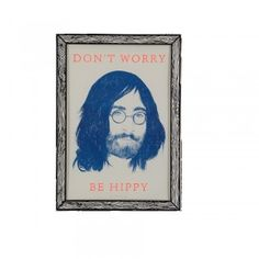 Affiche serigraphiée John Lennon Marke Newton