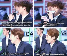 It's like a battle of : WHICH BEAGLE LINE MEMBER SAW THE MOST IN XIUMIN