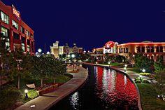 Bricktown, Oklahoma City, Oklahoma